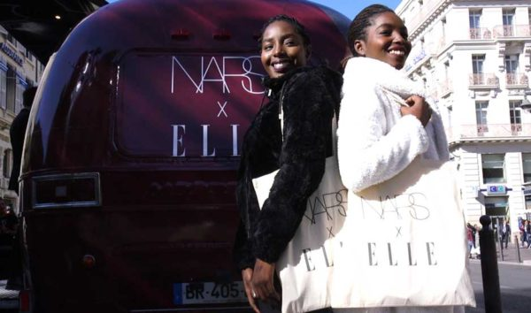 Make-up Tour Elle x Nars