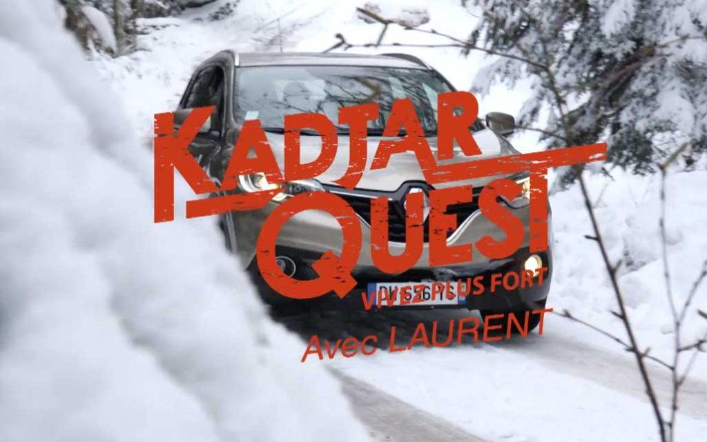 Renault Kadjar Quest