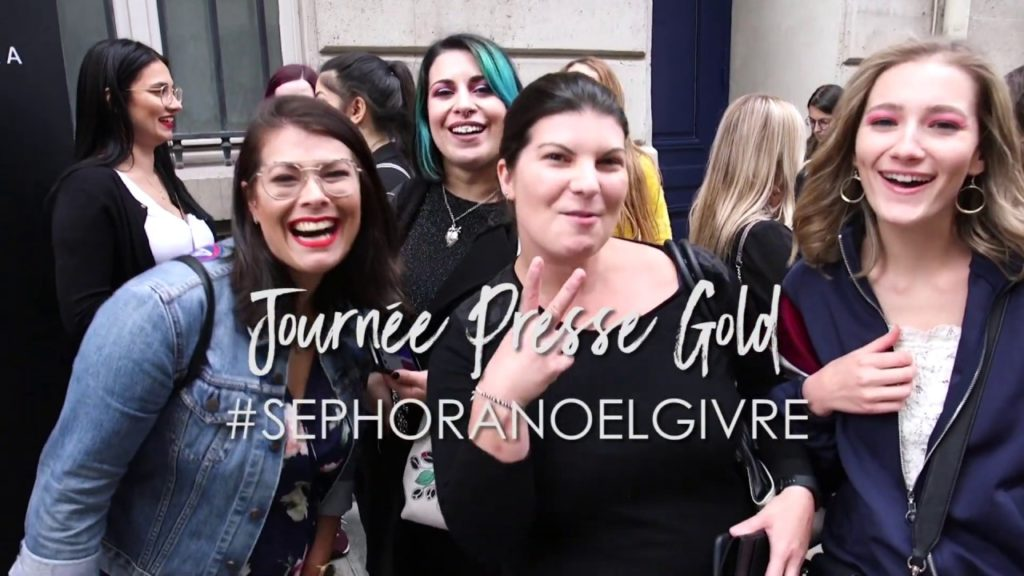 Sephora Press Day 2019